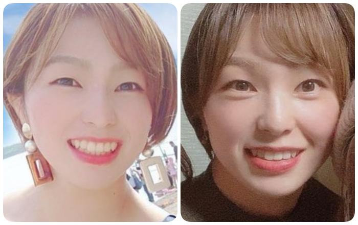 インスタの川井友香子