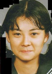 デビュー当時の伊東美咲さん