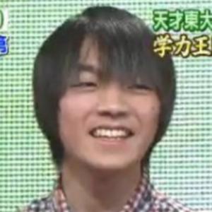 20歳のころ伊沢拓司さん